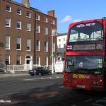 Citysightseeing, city tour por Dublin