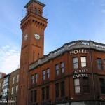 Hotel Trinity Capital, en el centro de Dublín