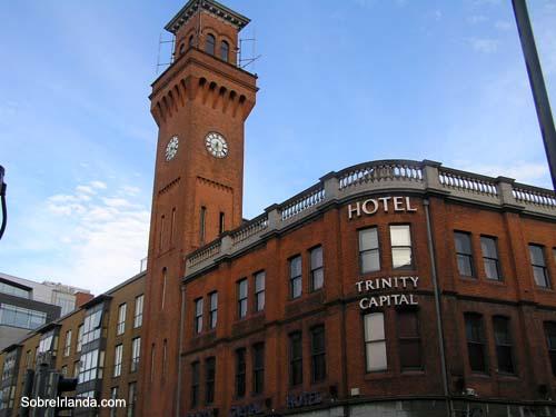 Hoteles recomendados en Dublín