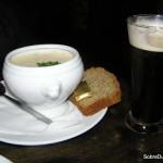 Seafood Chowder, plato típico dublinés
