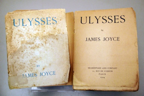 ulysses de James Joyce
