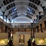 El Museo Nacional de Arqueología de Dublín