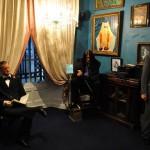 Visitando el Museo de Cera de Dublín