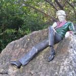 El parque de Merrion Square, visita imprescindible en Dublín