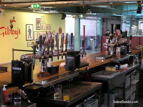 Restaurante Gilroys en Dublin