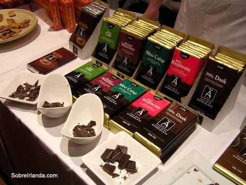 Chocolate irlandes