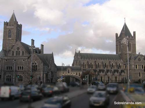 Christ Church en Dublin