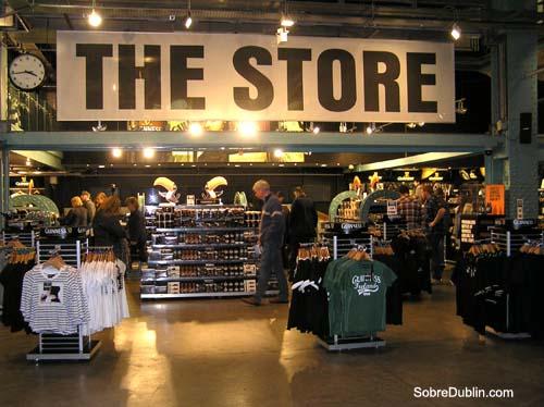 De compras en Dublín