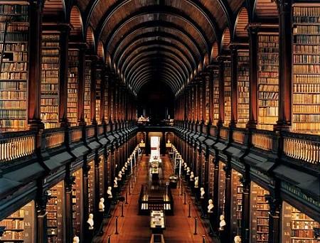 La Biblioteca del Trinity College y su Long Room